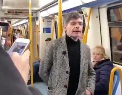 Coque de 'La que se avecina' desvela en el Metro de Madrid que fue víctima de bullying