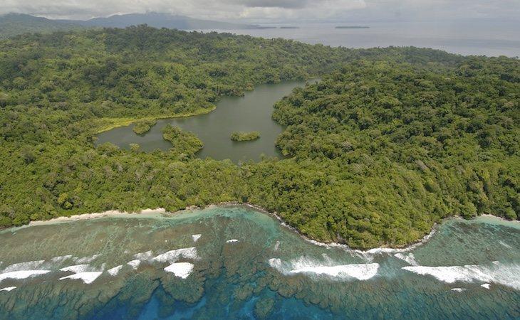 Tetepare es una importante área de conservación