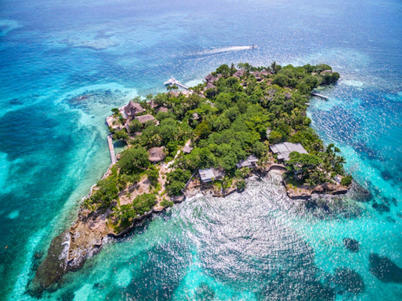 8 misteriosas islas que albergaron poblaciones y ahora están completamente abandonadas