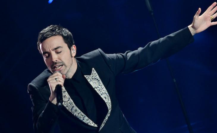 Diodato venció Sanremo a sus 38 años