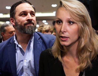 Llega la nieta de Le Pen a España: lo que se cocina con VOX mientras se habla del veto parental