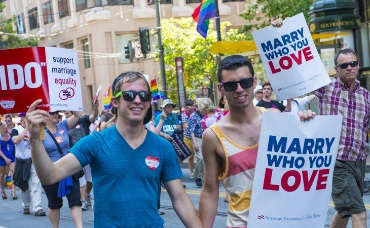 En marzo de 2020 discutirán acerca del matrimonio homosexual, aprobado en España desde 2005