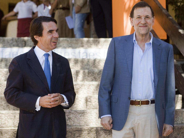 La Audiencia Nacional cita a Rajoy, Aznar y Cospedal como testigos de la caja B del PP