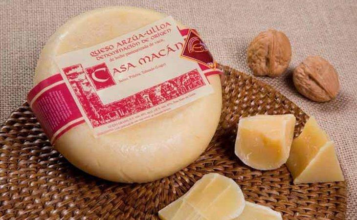 Uno de los quesos incluidos en la alerta alimentaria