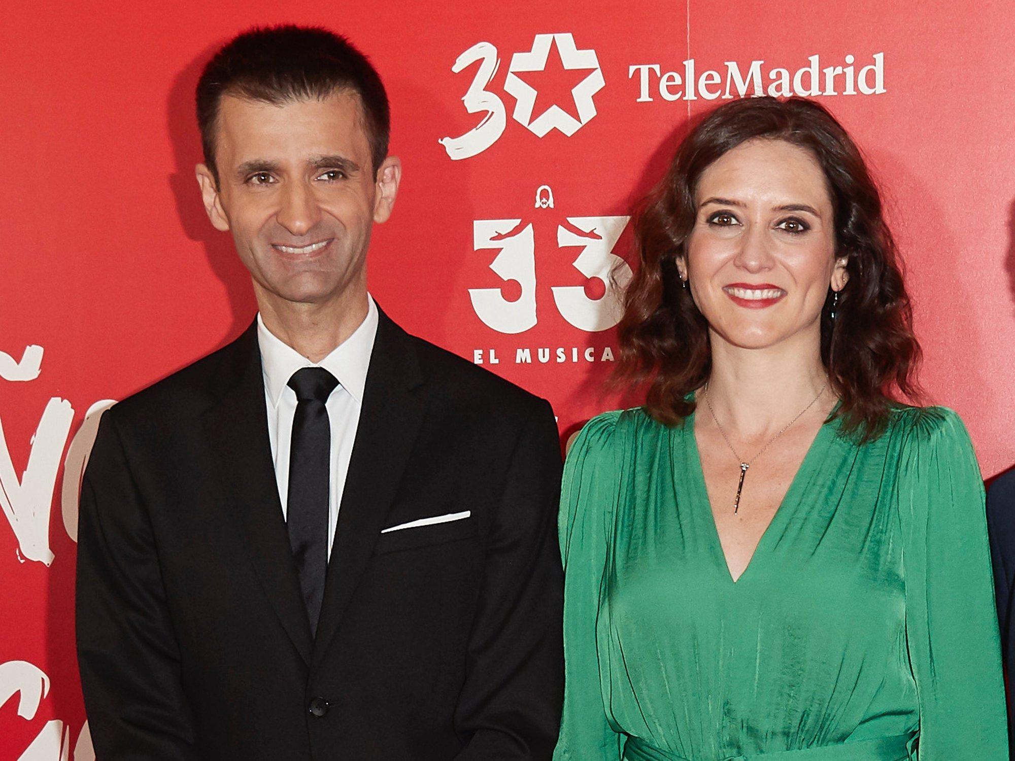 """Acoso laboral del PP al director de Telemadrid: """"No eres leal con el Gobierno para el que trabajas"""""""