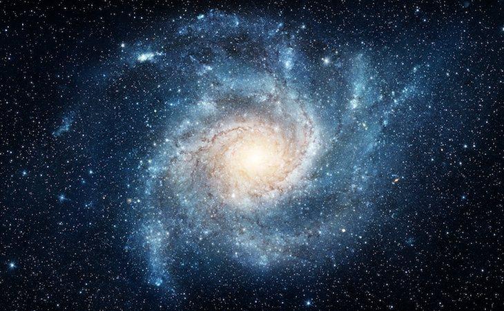 Su origen, en una galaxia a 500 millones de años luz