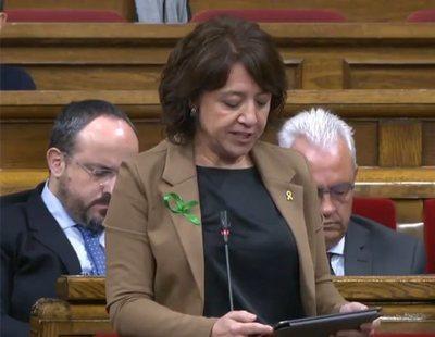 """La alcaldesa de Vic insta a hablar solo en catalán """"a quien por su físico no lo parezca"""""""