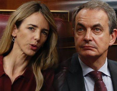Cayetana Álvarez de Toledo pide que se le quite el título de expresidente a Zapatero