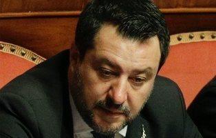 El Senado retira la inmunidad a Salvini para que sea juzgado por bloquear un barco de migrantes