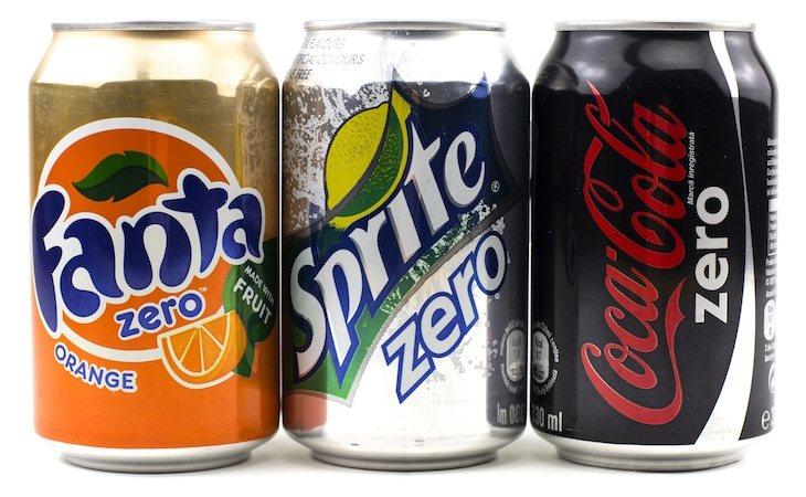 Las bebidas bajas en calorías suponen el 52% de ventas