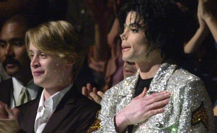 Michael Jackson y Macaulay Culkin fueron. grandes amigos