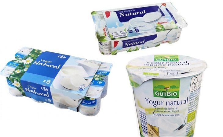 Lactalis Nestlé produce yogures de Carrefour, Aldi y Alcampo