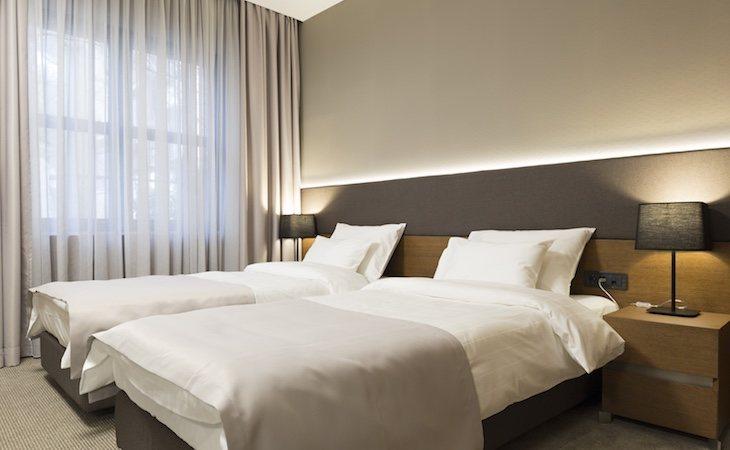 Las vacaciones también son más caras: pagan el 75% de una habitación doble