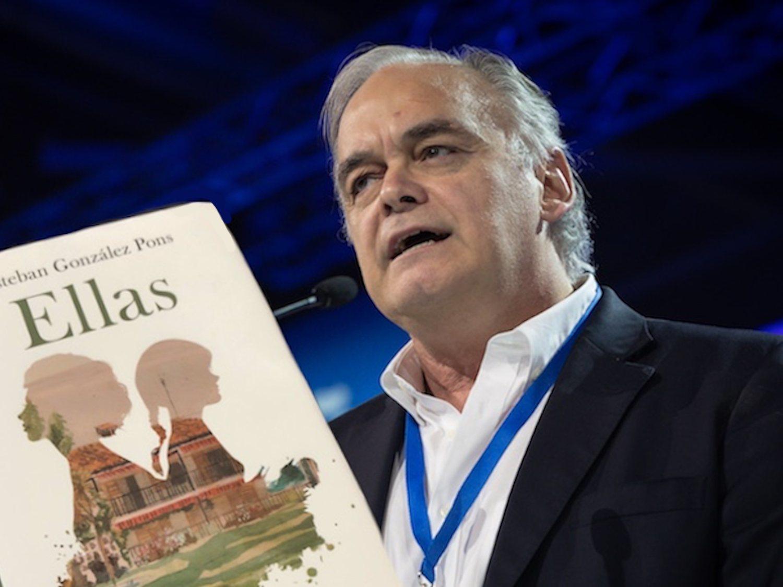 """""""En el centro mismo de su coño"""": El relato erótico de Esteban González-Pons (PP)"""