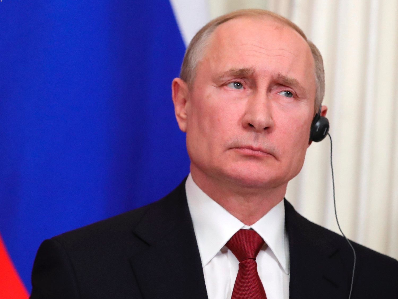 """Putin refuerza su cruzada contra el colectivo LGTBI: """"Mientras sea presidente habrá papá y mamá"""""""