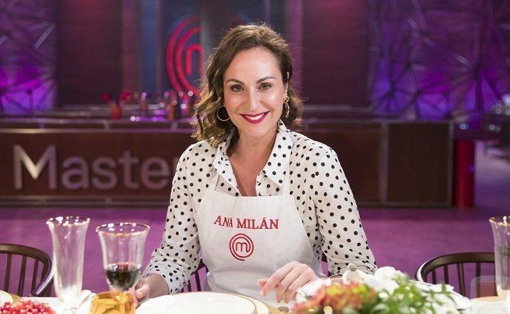 Ana Milán en 'MasterChef Celebrity'