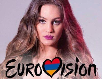 Athena Manoukian, una diva de manual, representante de Armenia en Eurovisión 2020