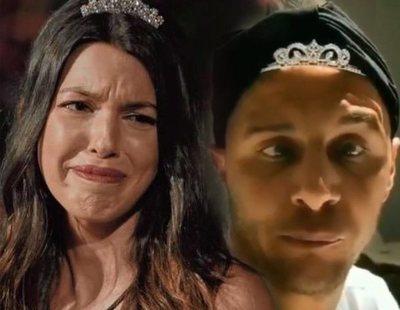 Andrea ('La isla de las tentaciones') demanda al futbolista Joaquín por burlarse de su físico