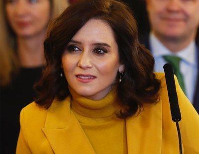 Díaz Ayuso recorta 145 millones en educación, sanidad y servicios sociales en Madrid