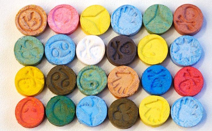 Las pastillas de MDMA son ahora más peligrosas