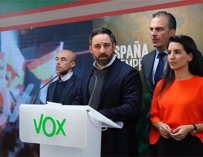 VOX recibirá una subvención de 10,67 millones de euros pese a que propone eliminarlas