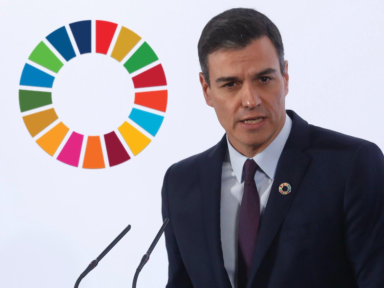 ¿Qué significa el pin de colores que tanto luce el Gobierno? La Agenda 2030