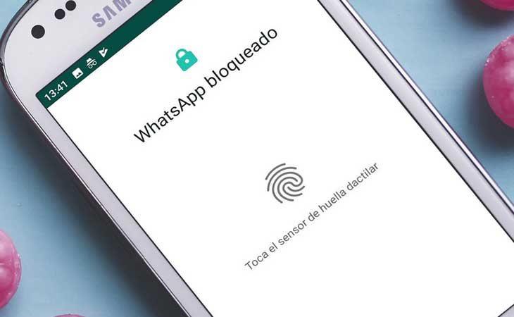 Bloqueo Biométrico en WhatsApp