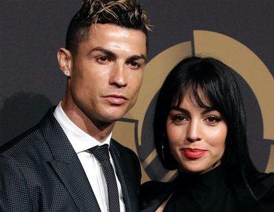 """Este es el dineral que Cristiano Ronaldo ingresa al mes a Georgina Rodríguez para """"gastos familiares"""""""