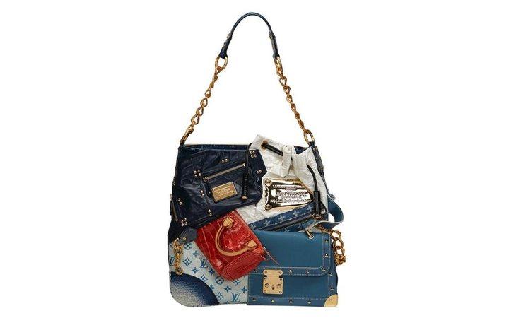 El bolso Tribute Patchwork Bag tiene un precio de 38.000 euros
