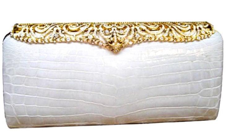 El bolso Cleopatra tiene una precio de 228.000 euros