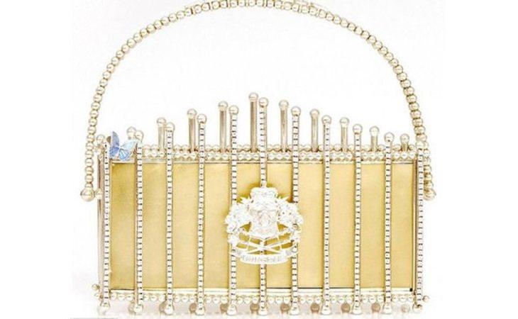 El bolso Borgezie tiene un precio de 162.000 euros
