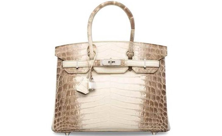 El bolso Himalaya Birkin de Hermès tiene un precio de 182.000 euros