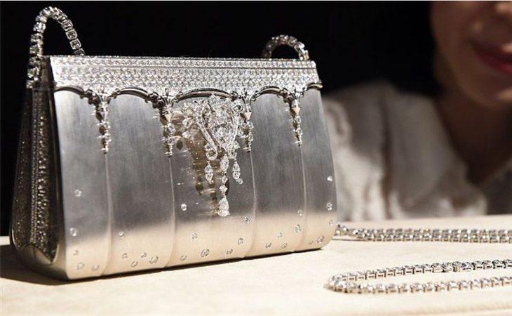 El bolso Her,ès de Ginza Tanaka tiene un precio de 1,7 millones de euros