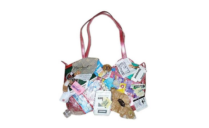Este bolso de Louis Viutton tiene un precio de 137.000 euros