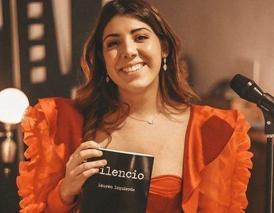 Lauren Izquierdo rompe el 'Silencio' con su novela debut: éxito, fama y fracaso