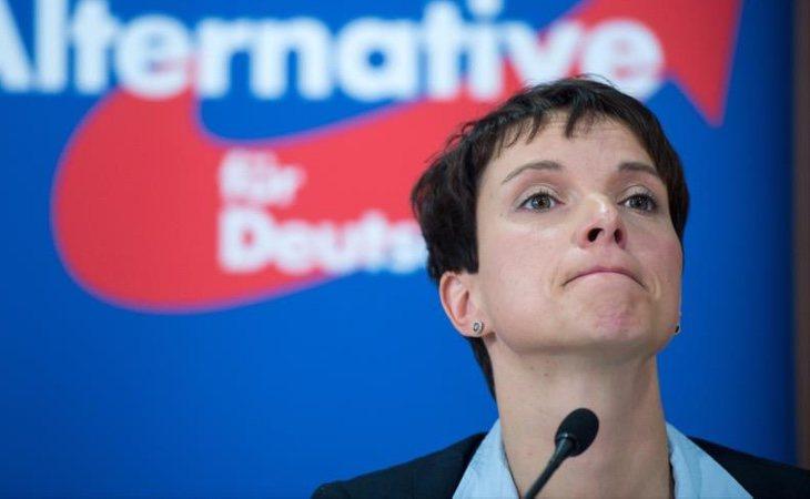 La primera etapa del partido, con Frauke Petry al frente, había mayor retórica en contra de los países del sur de Europa, pero las circunstancias han cambiado