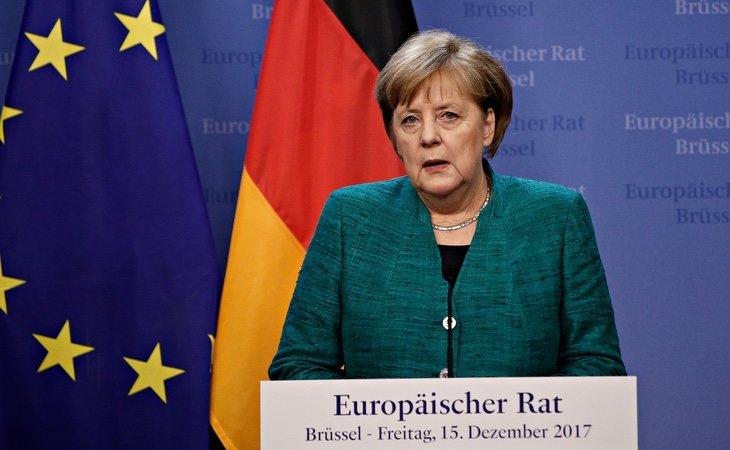 Merkel se vio obligada a suavizar los permisos de trabajos para migrantes porque el país necesitaba urgentemente mano de obra en 2018