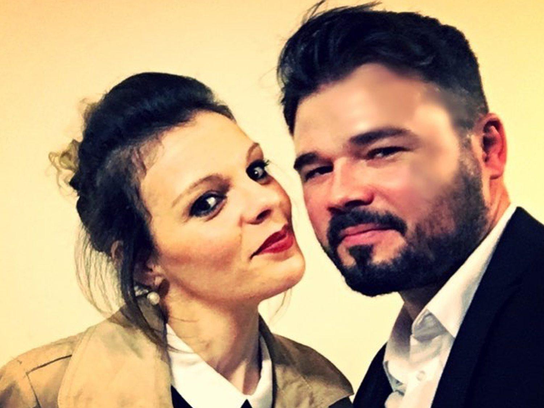 """La 'ex' de Gabriel Rufián 'avisa' a su nueva novia: """"Si fue así conmigo..."""""""