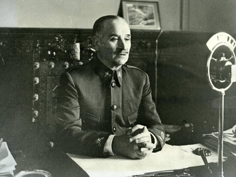Los restos del sanguinario general franquista Queipo de Llano serán trasladados tras Semana Santa