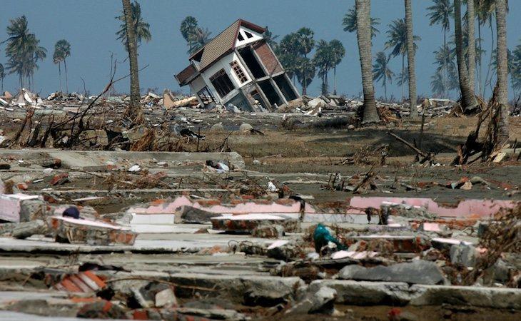 Murieron más de 280.000 personas en el terremoto de Indonesia en 2004