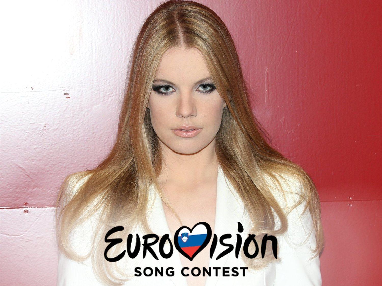 Eslovenia elige la balada clásica de Ana Soklic como representante en Eurovisión 2020