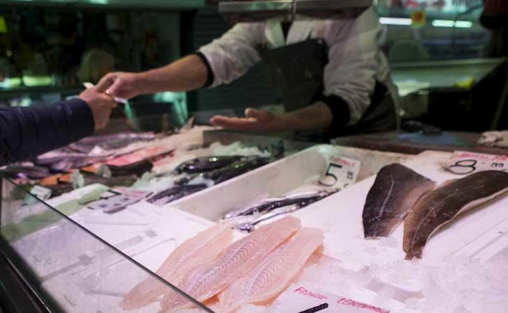 Parca, panga y tilapia, pescados muy vendidos