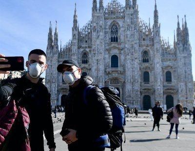 Coronavirus en Italia: 6 muertos, 50.000 personas en cuarentena y sin paciente cero
