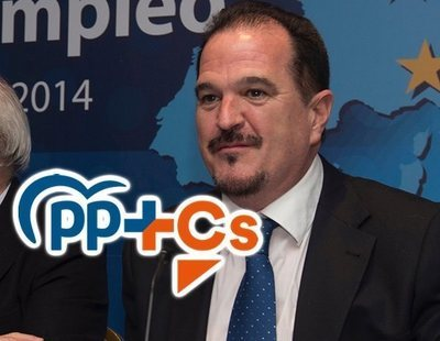 """El nuevo candidato del PP+Cs en Euskadi: """"No huele a basura porque no están los guarros de la CUP"""""""