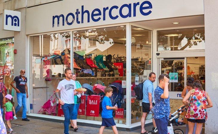 Mothercare ha cerrado todas sus tiendas en España tras ejecutar su último ERE