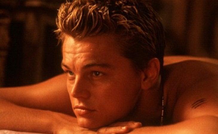 DiCaprio como Richard en 'La playa'.