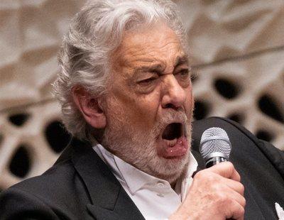Plácido Domingo acepta la responsabilidad de las acusaciones por acoso sexual y pide perdón