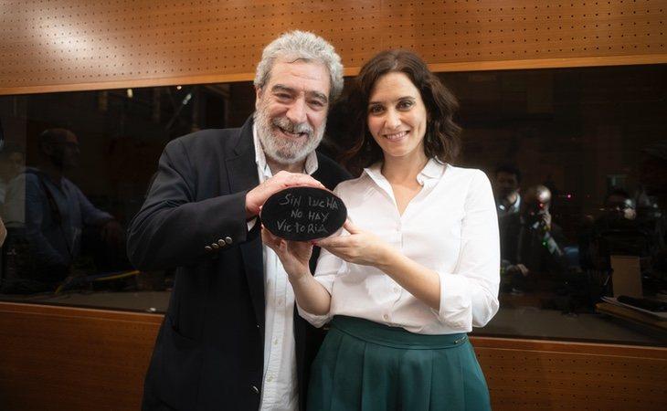 Ayuso ha fichado recientemente como jefe de gabinete a Miguel Ángel Rodríguez con un suelo superior a los 90.000 euros anuales