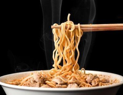 Alerta alimentaria: Sanidad retira de la venta estos fideos chinos instantáneos del supermercado