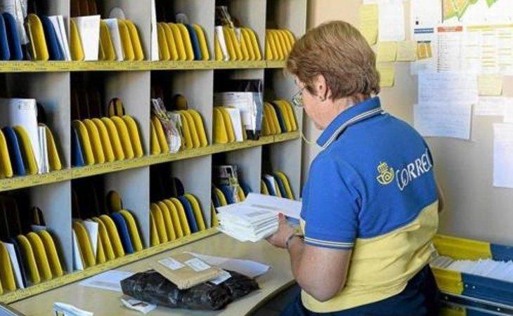 Correos es una de las empresas que ofrece mayor estabilidad laboral